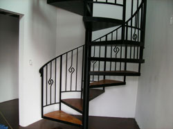 Wieser-Doric - Wrought Iron Railings